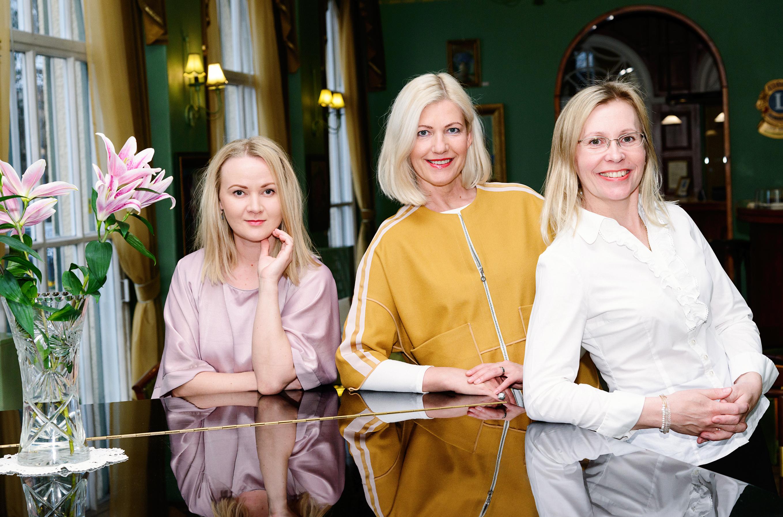 Mullfest Pärnu mullitab korraldustiim